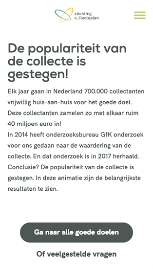 collecteren screenshot 3