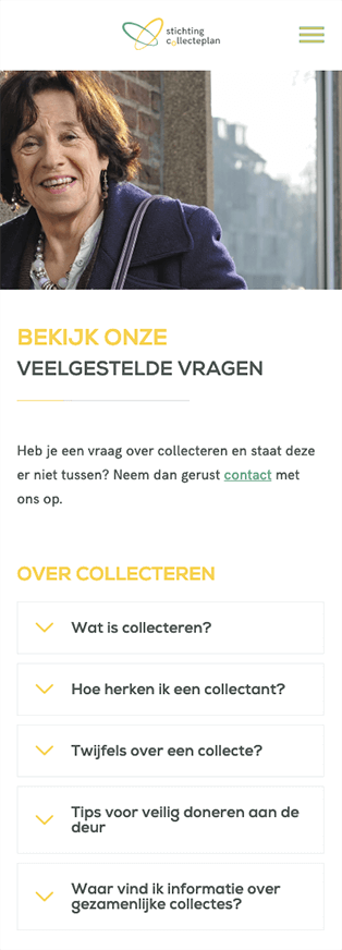 collecteren screenshot 2
